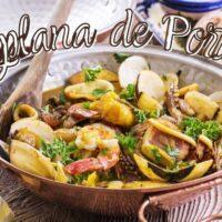 ポルトガル料理と言えばカタプラーナ!魚介鍋はワインを片手に!