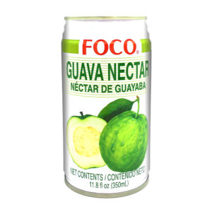 FOCO GUAVA NECTAR goiaba グアバジュース