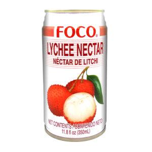 FOCO LYCHEE NECTAR ライチジュース