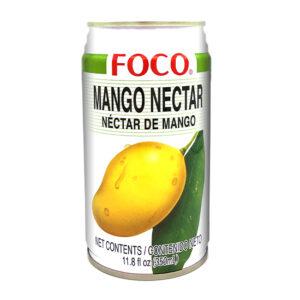 FOCO MANGO NECTAR マンゴージュース