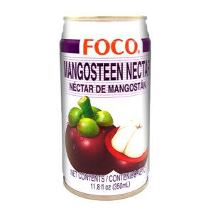 foco mangosteen nectar マンゴスチンジュース