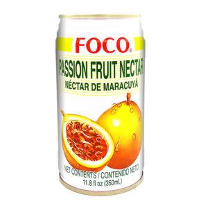 FOCO PASSION FRUIT NECTAR maracuja パッションフルーツジュース